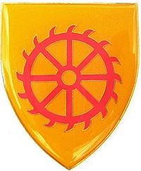 SADF Regiment de Wet emblem