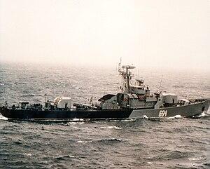 Petya-class frigate - Petya-class frigate