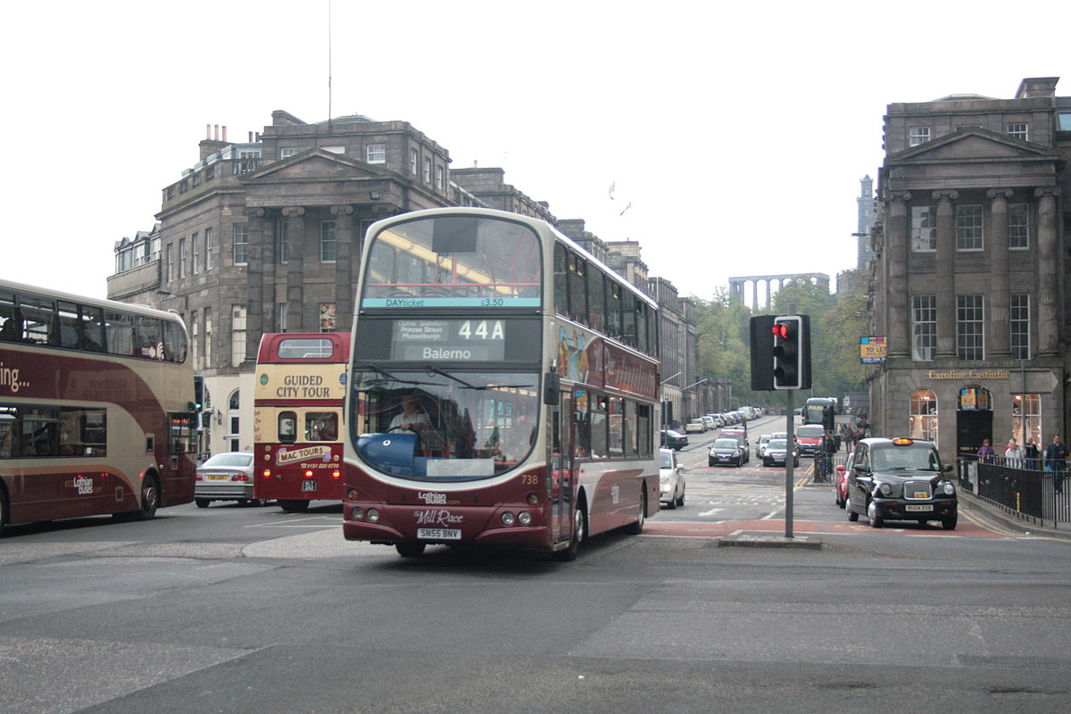 Who Owns Volvo >> Lothian Buses - Wikipedia