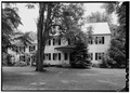 SOUTH FRONT - General William Floyd House, Westernville, Rome, Oneida County, NY HABS NY,33-WESV,1-2.tif