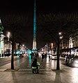 ST. PATRICK'S SPIRE OF LIGHT ON O'CONNELL STREET IN DUBLIN REF-102055 (16811984846).jpg