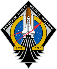 Image illustrative de l'article STS-135