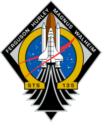 sts 134 patch
