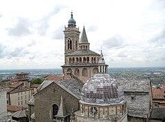 サンタ マリア マッジョーレ教会 ベルガモ wikipedia
