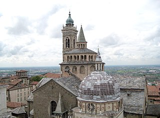 church in Bergamo