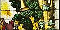Saint-Chapelle de Vincennes - Baie 1 - Trompette et arbre (bgw17 0794).jpg