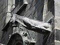 Saint-Malo (35) Cathédrale Saint-Vincent Chœur Façade sud 07.jpg