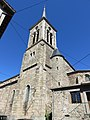 Saint-Maurice-en-Gourgois - Clocher église.jpg