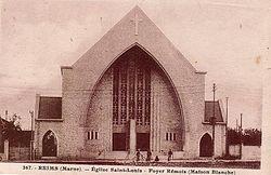 Quartier maison blanche sainte anne wilson à reims u wikipédia