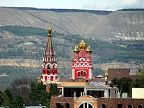 Saint Pantaleon church (Kislovodsk).JPG