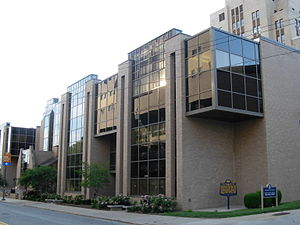 University of Pittsburgh School of Dental Medicine - Salk Hall