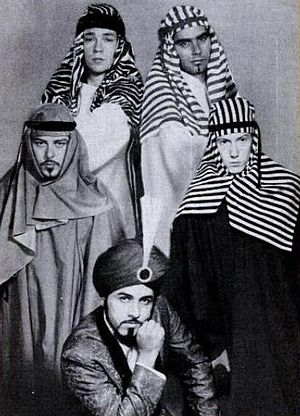 Sam the Sham - Sam the Sham and The Pharaohs, 1965.