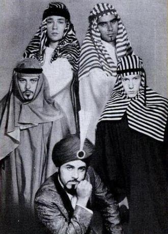 Sam the Sham - Sam the Sham and The Pharaohs, 1965.