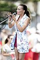 Samantha Jade performs at Bondi Beach (8457907664).jpg
