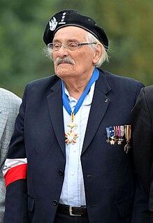 Polish survivor of Treblinka