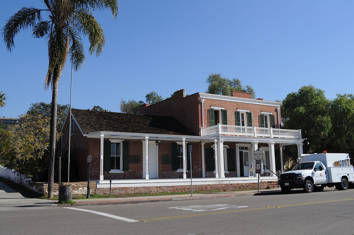 whaley house san diego california wikipedia