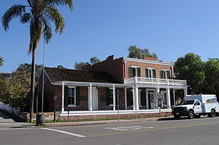 Whaley House (San Diego, California) museum