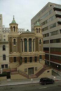 Notre-Dame-des-Victoires, San Francisco