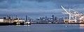 San Francisco Skyline and Port of Oakland (15357926531).jpg
