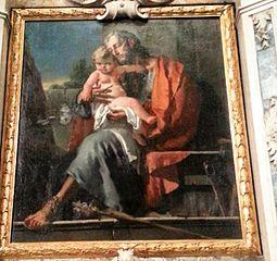 St. Joseph with Child