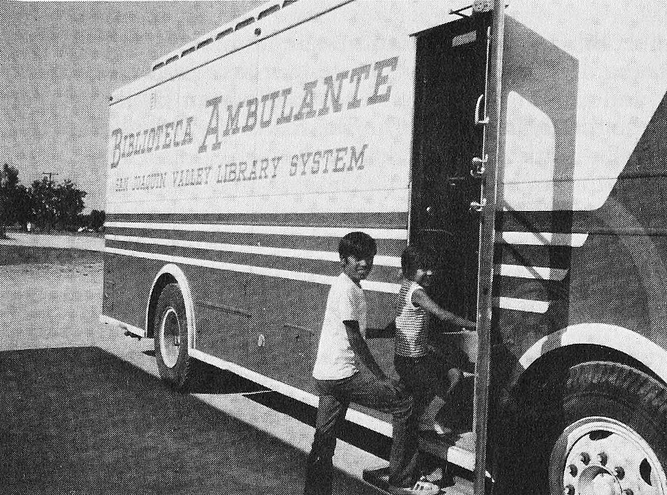 San Joaquin Valley %22Traveling Library%22 (1972)