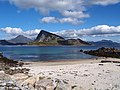 Sandy Beach in Lofoten - 2013.08 - panoramio.jpg
