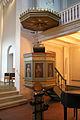 Sankt Stefans Kirke Copenhagen pulpit.jpg