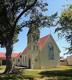 Sanson, New Zealand Town in Manawatū-Whanganui region, New Zealand