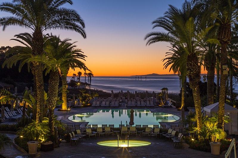File:Santa Barbara Bacara Resort Sunrise.jpg