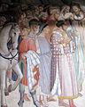 Santa croce, int., cappella maggiore, agnolo gaddi e bottega, affreschi 06.JPG