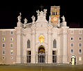 Santa croce di gerusalemme at Night.jpg