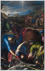 Conversion of Saint Paul by Sante Peranda