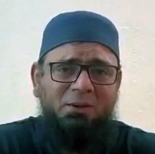 Saqlain Mushtaq Pakistani cricketer