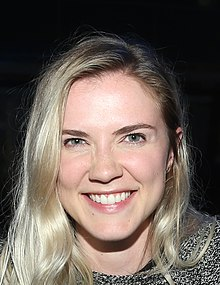 Sara Canning at a CFC event in L.A. 2018 (40065286175).jpg
