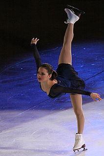 Sasha Cohen American figure skater