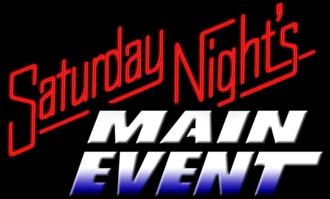 Saturday Night's Main Event - Logo, c. 2006