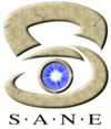 The logo of the SANE project.