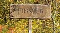 Schild Fussweg auf der Sophienhöhe-1310.jpg