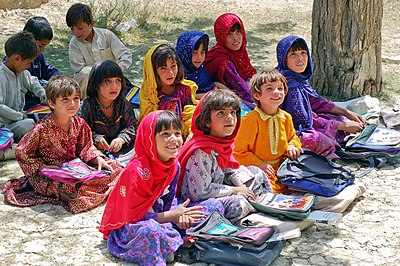 Schoolgirls in Bamozai.JPG