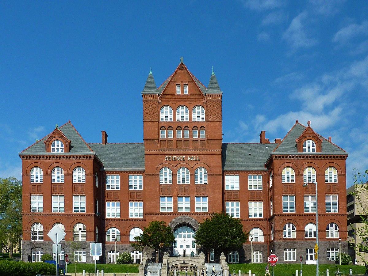 University Of Wisconsin Science Hall Wikipedia
