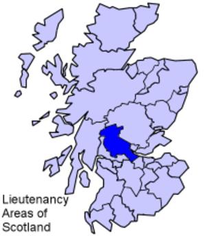 Stirling and Falkirk - Image: Scotland Stir Falk Lieut