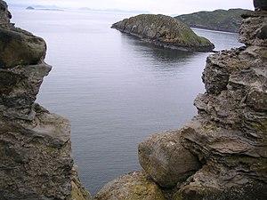 Duntulm - Image: Scotland Skye Trotternish 2