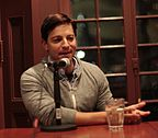 Scott Neustadter at Kelly Writers House.jpg