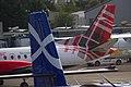 Scottish Tails G-LGNJ & G-HIAL (36258865533).jpg