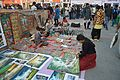 Scroll Painting Section - 38th International Kolkata Book Fair - Milan Mela Complex - Kolkata 2014-02-03 8281.JPG