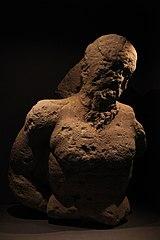 Sculpture of a prisoner-FAN 1992.295