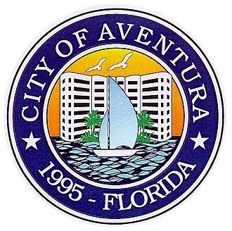 Aventura, Florida - Image: Seal of Aventura, Florida