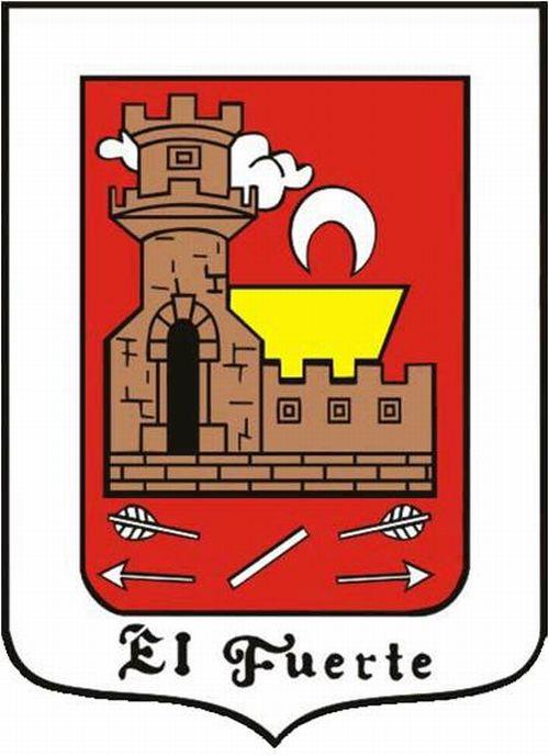 Official seal of El Fuerte
