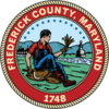 Official seal of Frederick County, Maryland