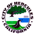 Seal of Hercules, California.png